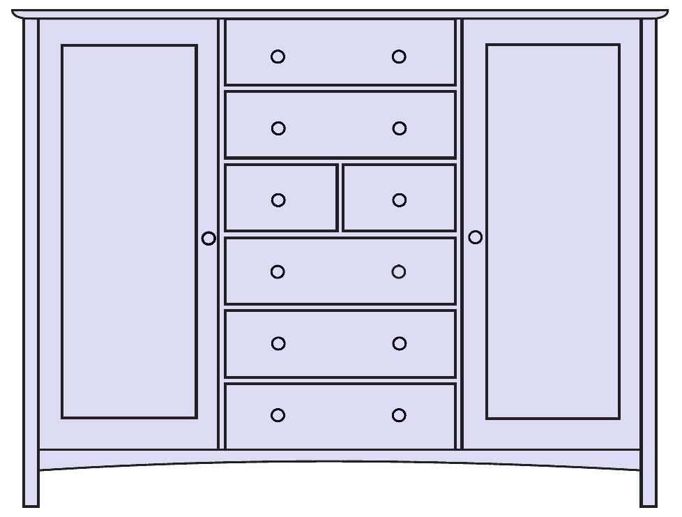 Bedroom Storage Chest